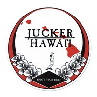 JUCKER HAWAII STICKER FlowerPower