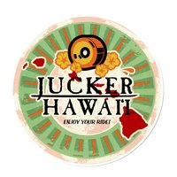 JUCKER HAWAII STICKER Wheelspin